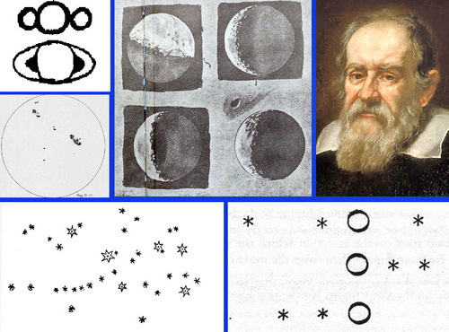 a look at galileo and the study of the heavens High school earth science/telescopes  when we look at astronomical  when galileo turned a telescope toward the heavens using a telescope, galileo made the.