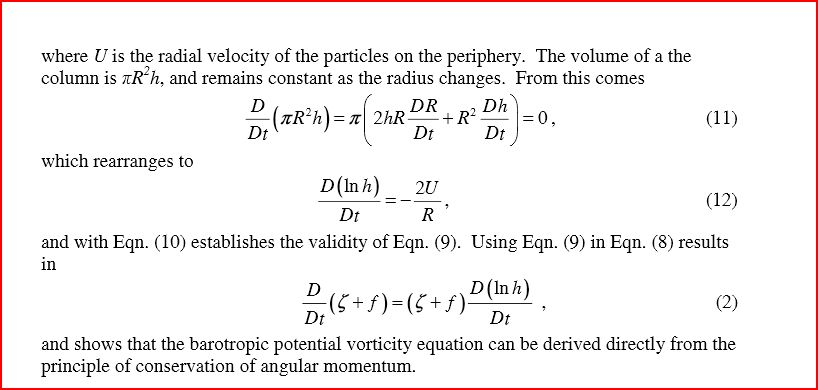 Conservation Of Angular Momentum Equation Conserve angular momentum